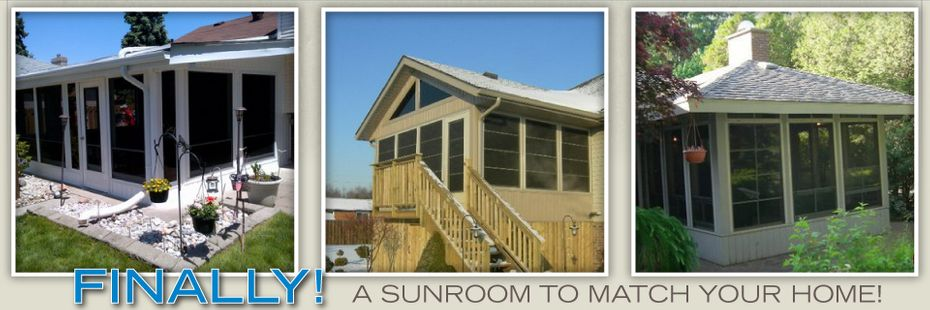 Finally! A Sunroom To Match Your Home - Sunrooms 6