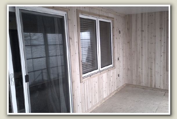 Window and sliding door