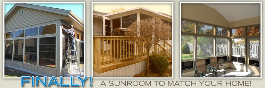 Finally! A Sunroom To Match Your Home - Sunrooms 3